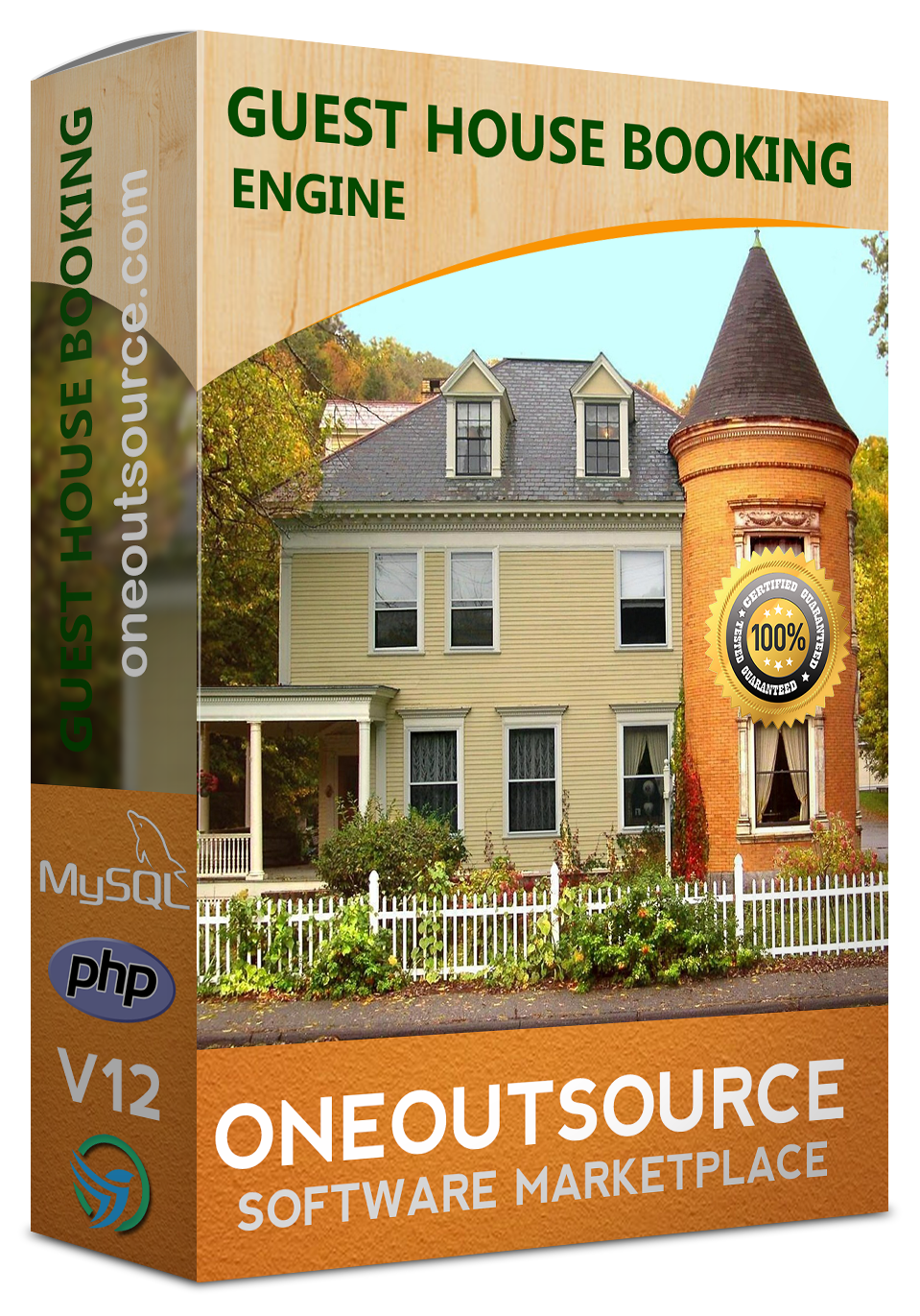 Guest House Booking Engine
