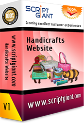 Handicraft Website