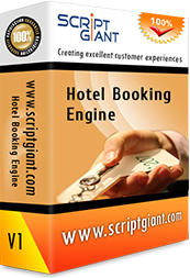 Hotel Booking Engine